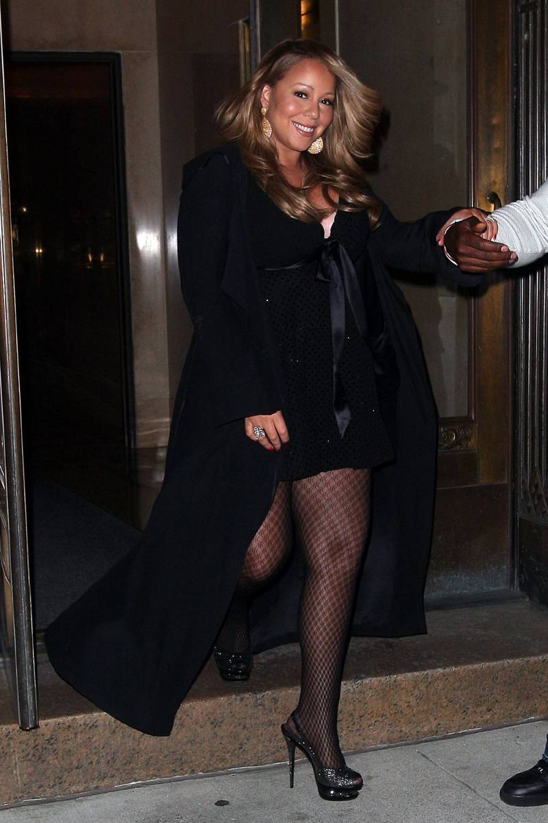 New pictures of mariah carey pregnant Mariah Carey will swap Las Vegas residency for