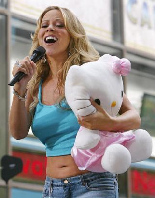 May 2003 Heroes Of Mariah